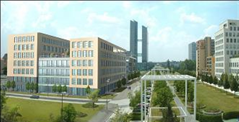Office Center Schwabing  I und II